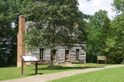 Akinson Griffin Log House - Confederate Hospital