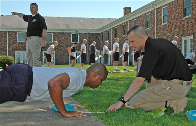 State Police Recruits Report For Training - Campbellsville.com